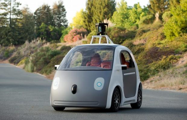 구글의 자율주행차 - flickr.com (smoothgroover22) 제공